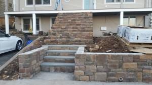 landscaping steps orangeburg