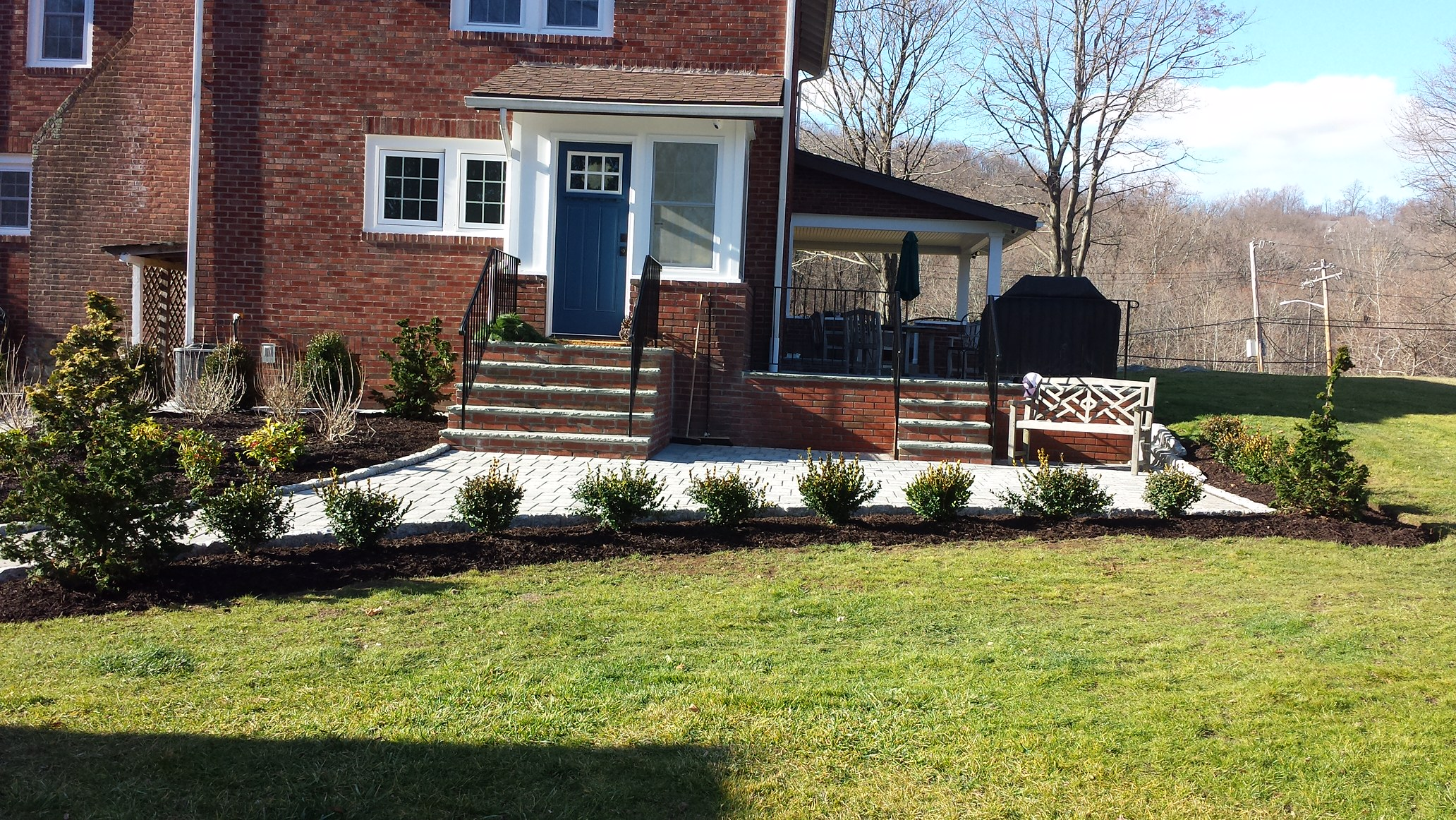 Residential Landscaping Bergen County Corporate